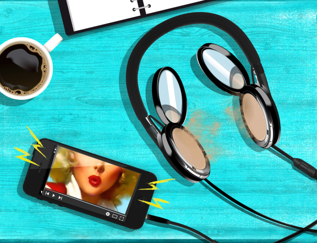 Digital Download: Are Music Streaming Services Beauty's Next Platform?