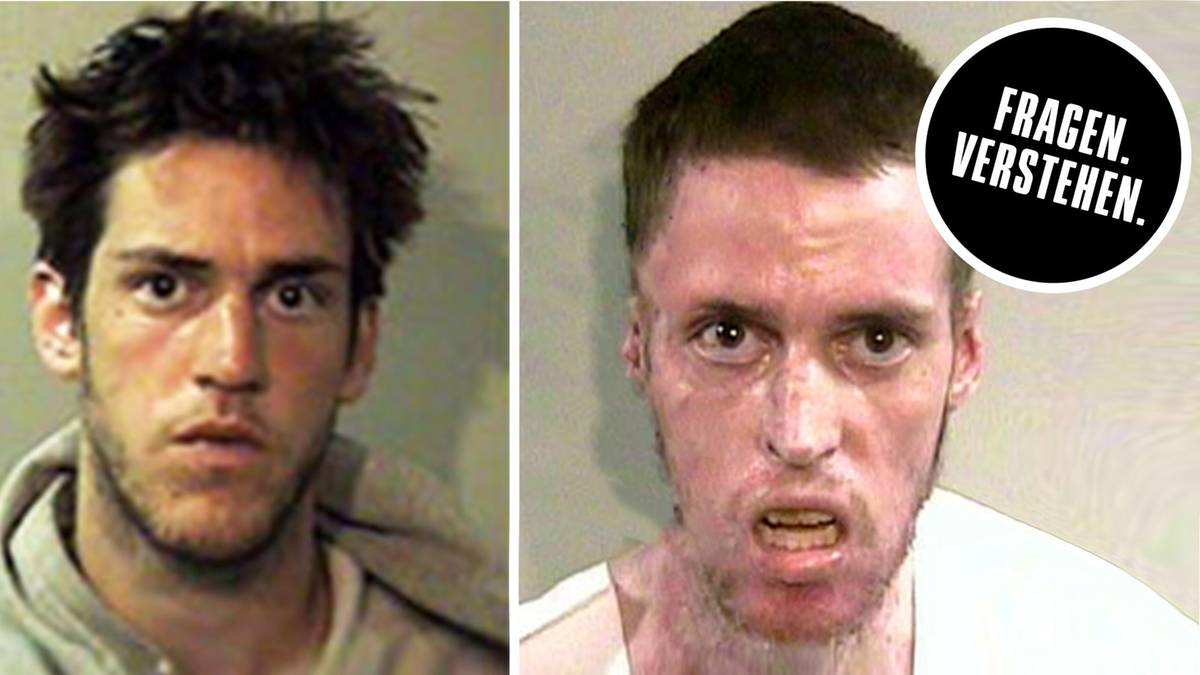 Why Crystal Meth turns people into Zombies