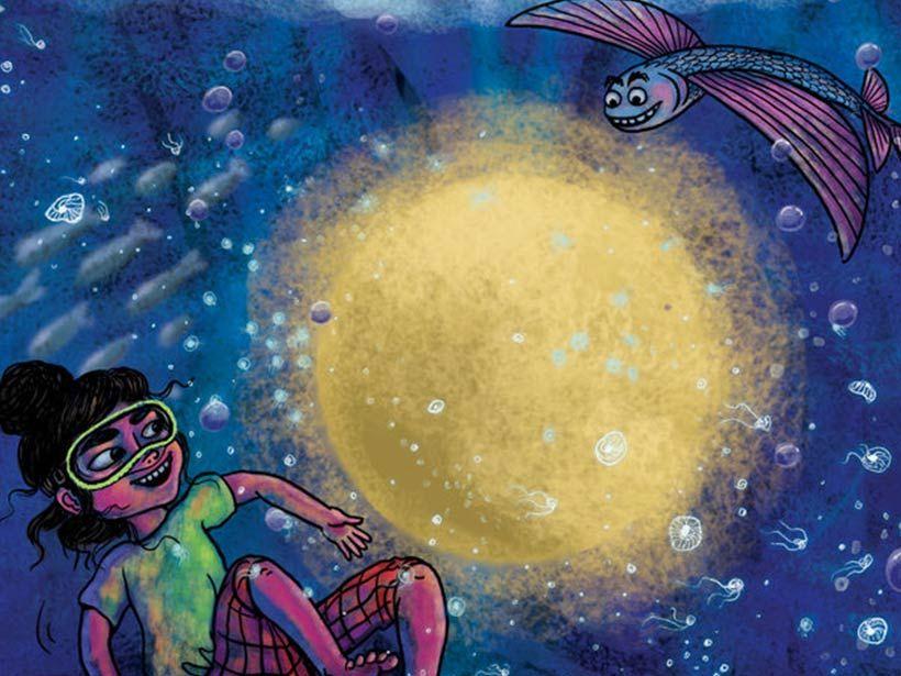 Diwali 2018: Short story—The Night the Moon Went Missing by ShreyaYadav