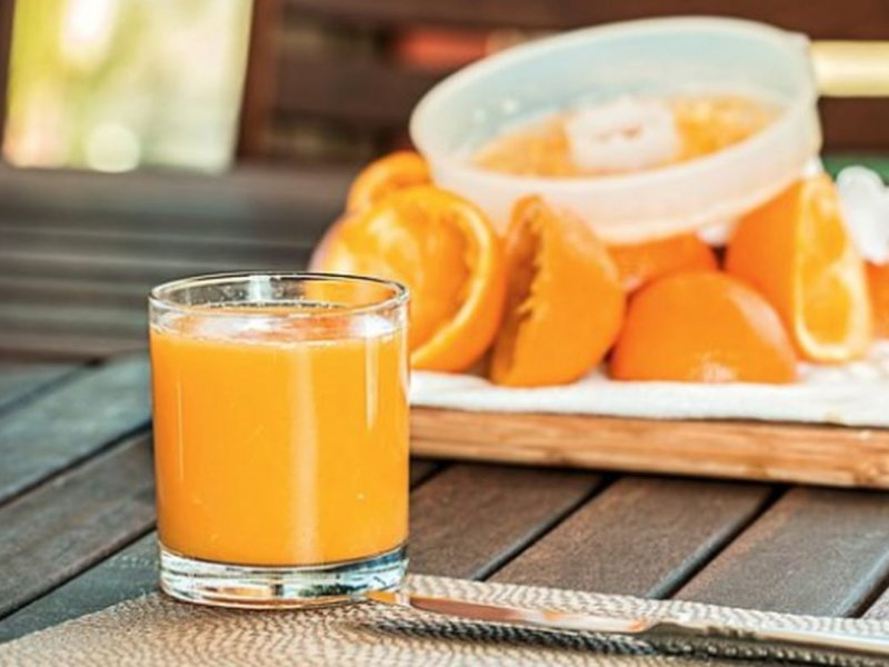 Orange juice protects against dementia