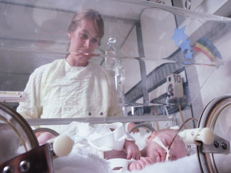 Inhaling hypertonic saline may aid infants with cystic fibrosis