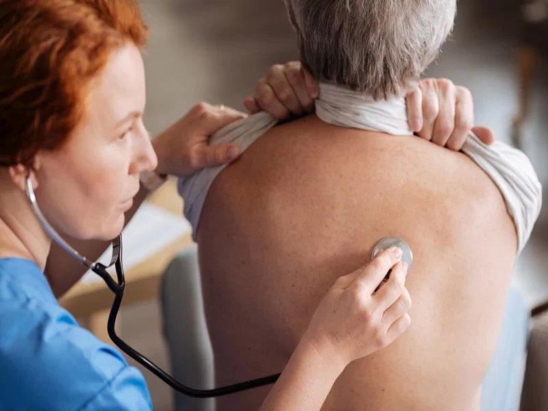 Restrictive, obstructive lung disease linked to dementia risk