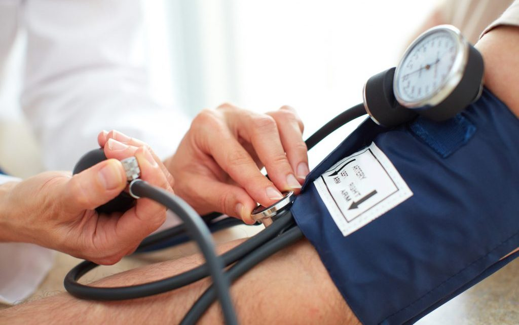 Caution in high blood pressure: The second blood pressure value measured is always the most important