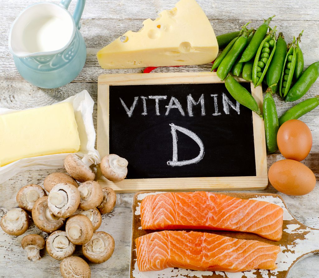 New study: No Benefit of Vitamin D supplements in the age