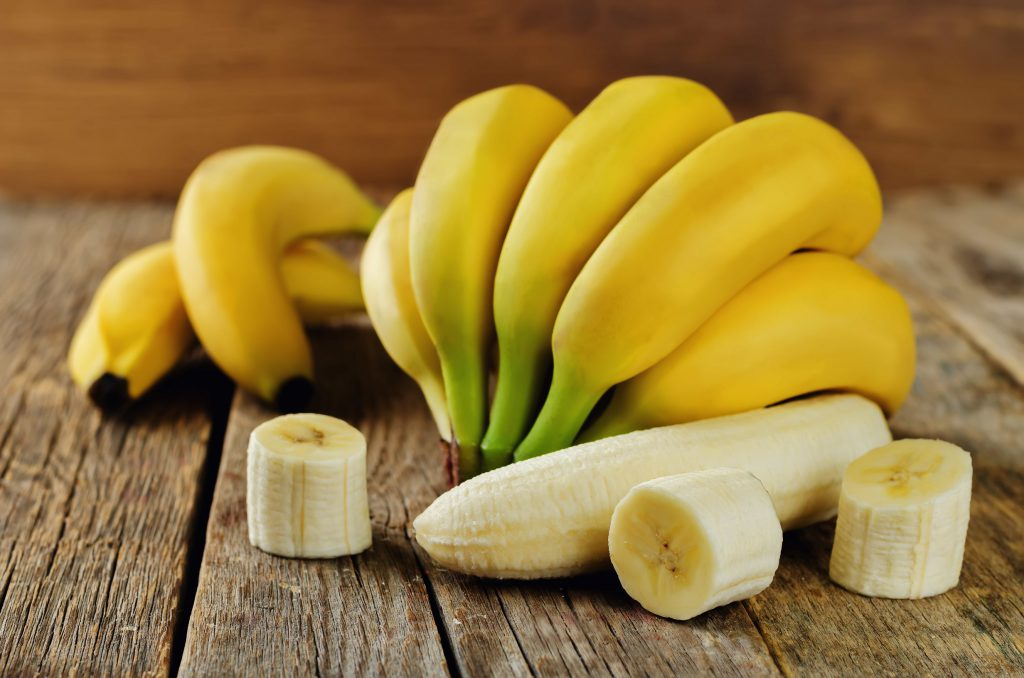 Health: We should Peel and wash the bananas thoroughly with the hands!