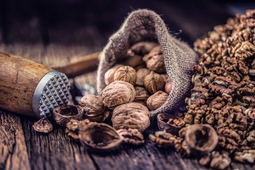 Experts: walnuts reduce the risk for Diabetes
