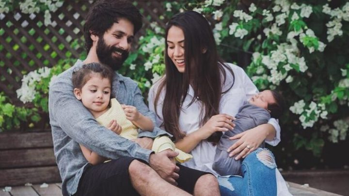 Casual or obsessive? Shahid-Mira's parenting dilemma is what every couple faces