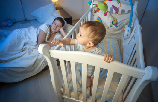 Why it's actually a good thing if your baby doesn't sleep through the night