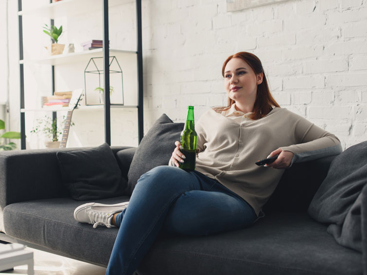 Much TV increases risk for colorectal cancer