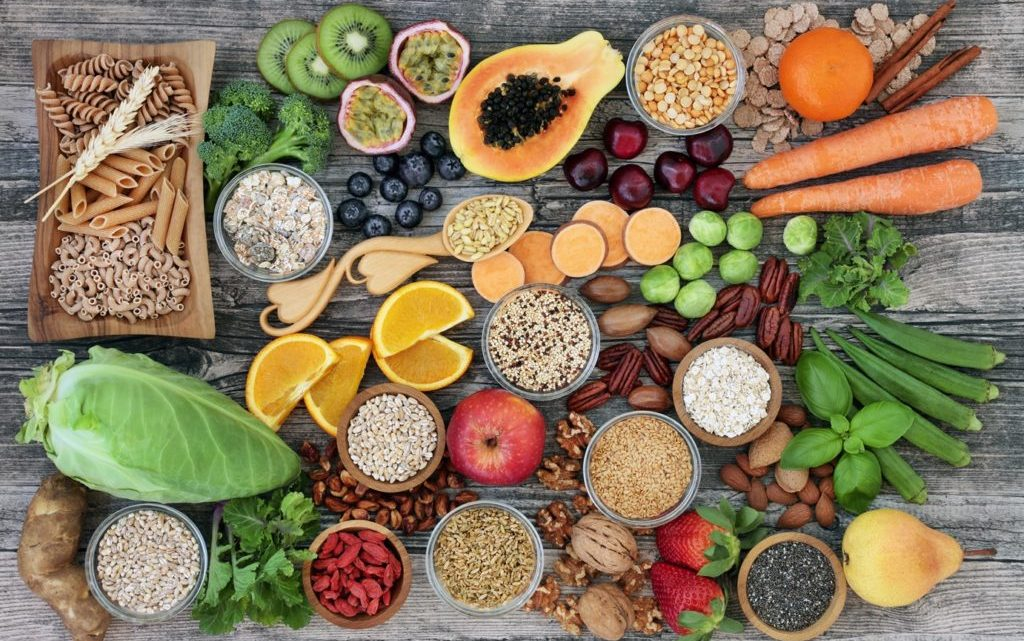 Planetary diet: Healthy diet, lose weight and save the earth