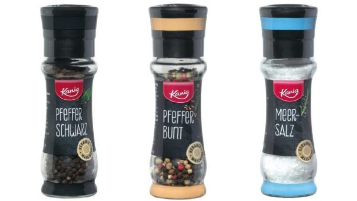 A nationwide recall in Lidl due to glass fragments – These salt and pepper shakers are concerned
