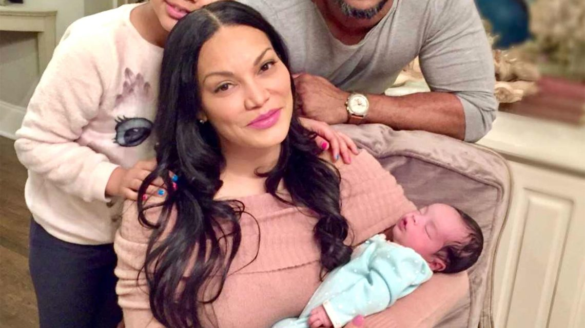HGTV's Egypt Sherrod Welcomes Daughter Harper Skye — and Talks Scary Postpartum Complications