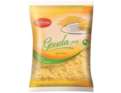 Recall at the Lidl markets, due to risk of injury – Grated cheese is mixed with plastic parts!!!