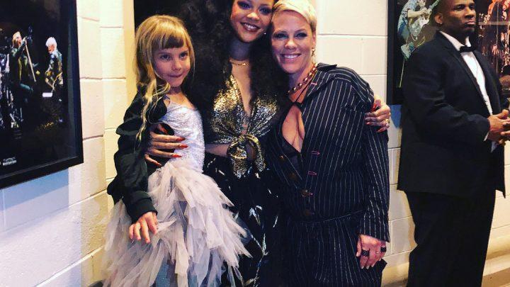6 Lucky Celebrity Kids Who've Lived the Dream — a.k.a. Met Rihanna