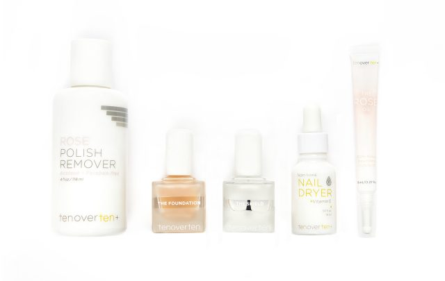 Tenoverten's Nontoxic Nail Care Moves into Target