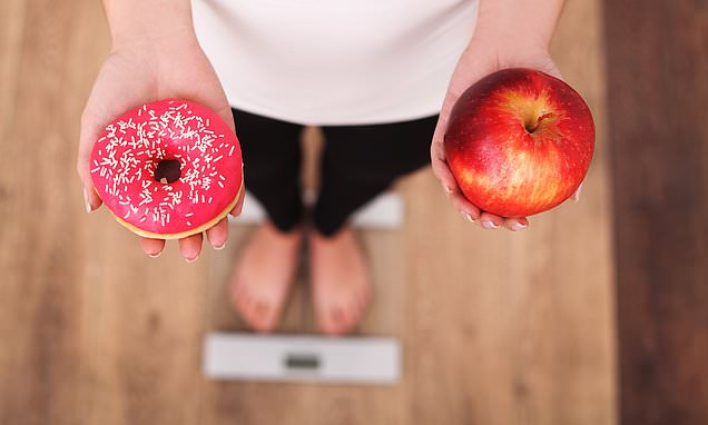 Weigh children from the age of TWO to prevent obesity