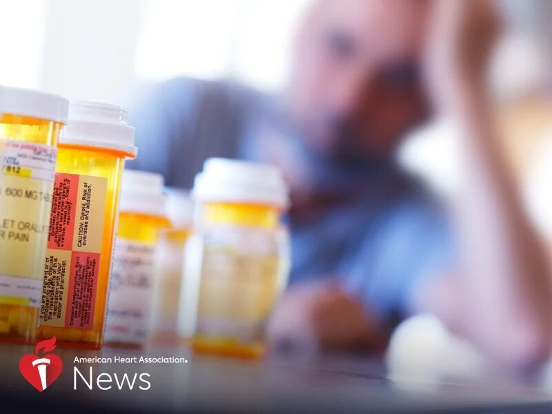 Opioid crisis brings concerns about heart dangers