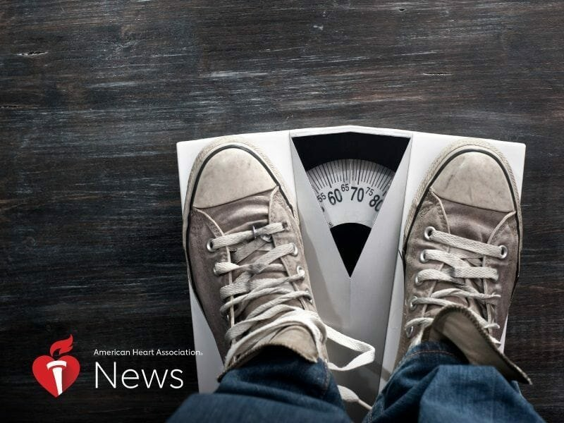 Overweight kids at higher risk for blood clots as adults