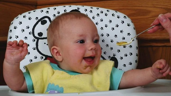 Exposing baby to foods early may help prevent allergies
