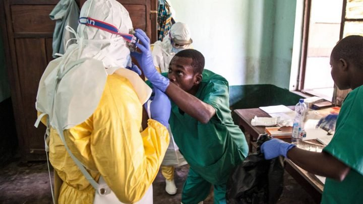 More than 600 deaths to Ebola outbreak in Congo