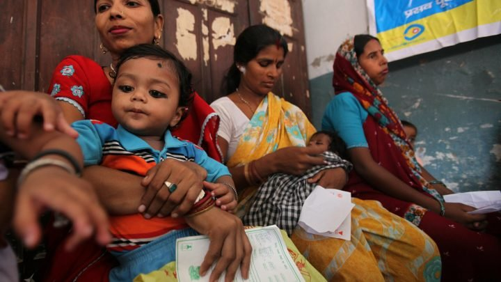 Study shows success of measles vaccine campaigns in India