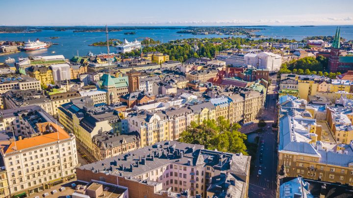 Nordic innovation – cross-border connected care