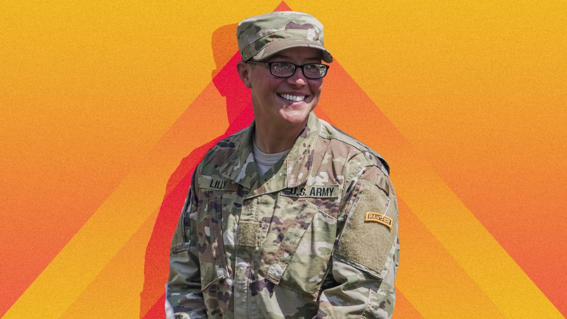 This Single Mom Is Shattering the Army's Glass Ceiling