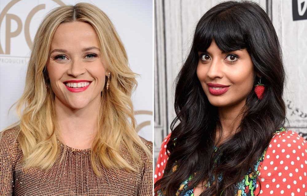 Reese Witherspoon Loves Jameela Jamil's Talks on Body Positivity: 'So Great and Inspiring'