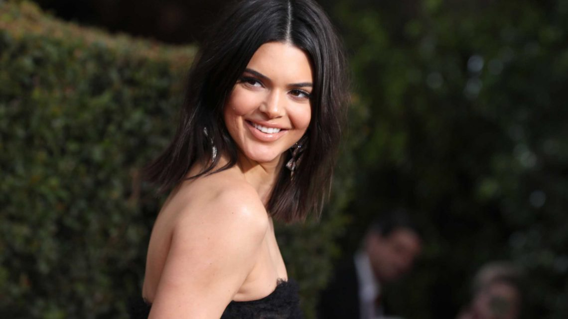 Kendall Jenner's New Brand Wants to Make Your Mouth Beautiful