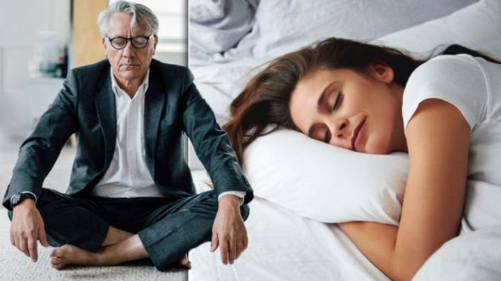 How to sleep: Simple way to fall asleep in just two minutes – and it works for most people