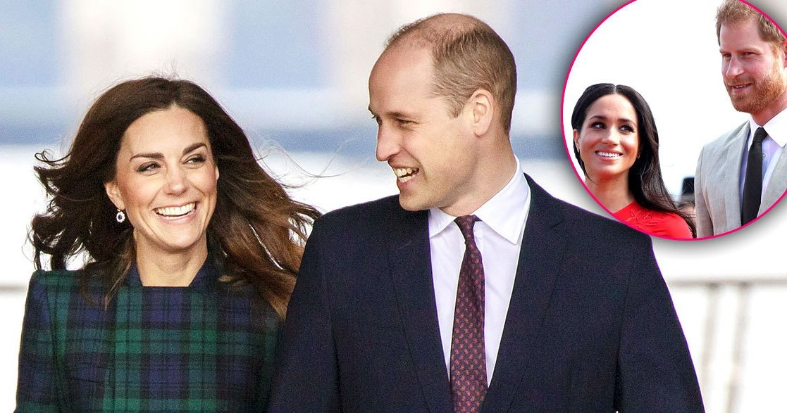 Kate and William Congratulate Meghan and Harry on Their Baby's Birth