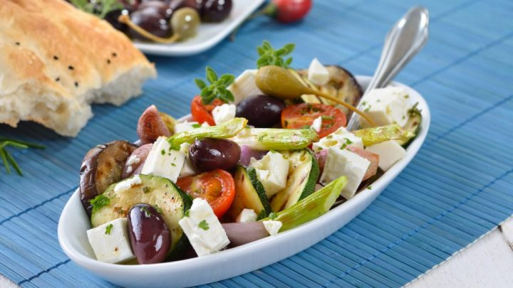 Lose weight: a Mediterranean diet keeps you from Overeating