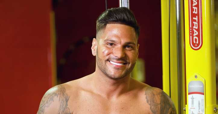 Abs Are Here! See Ronnie Ortiz-Magro's Body Before and After Liposuction
