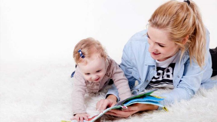 Reading with toddlers reduces harsh parenting, enhances child behavior