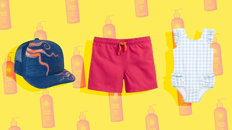 Cut Back on Your Kids' Sunscreen Use With This