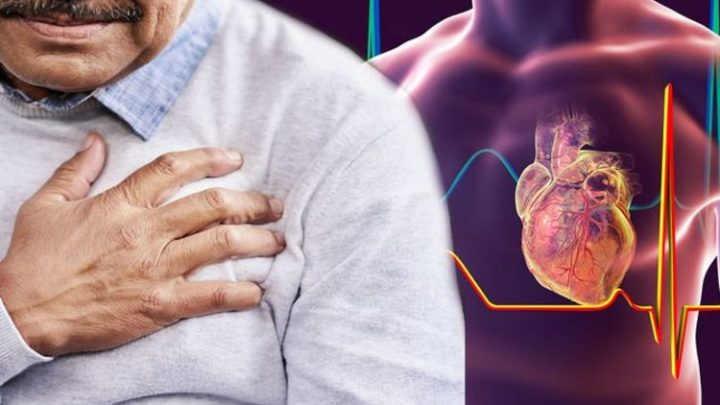 Heart attacks: Five major risks that could mean you are prone to having a heart attack