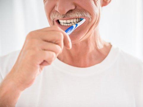 Brush your teeth — postpone Alzheimer's