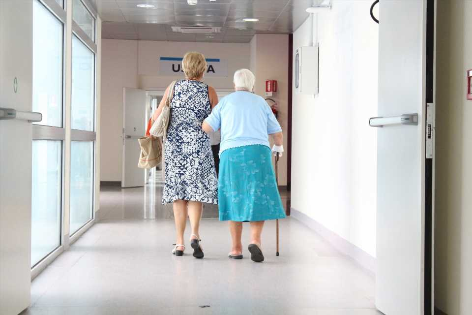 Kidney disease linked to increased risk of falling