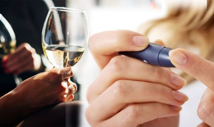 Type 2 diabetes: Two alcoholic drinks a day could reduce the risk,  suggests one study