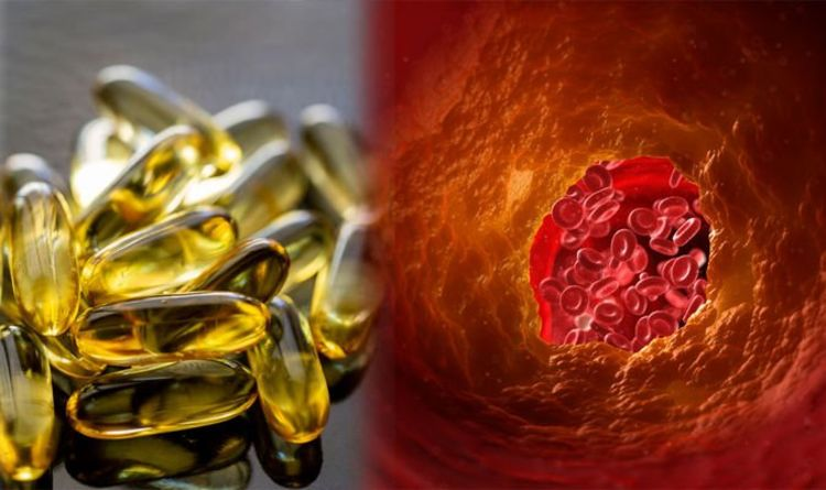 Best supplements for cholesterol: Fish oil can boost 'good' cholesterol levels says study