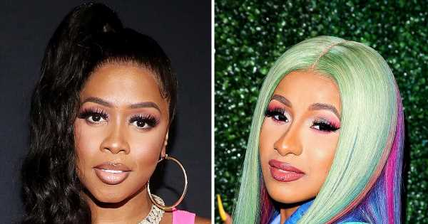 Remy Ma: My Baby Will 'Absolutely' Have Playdates With Cardi B's Daughter