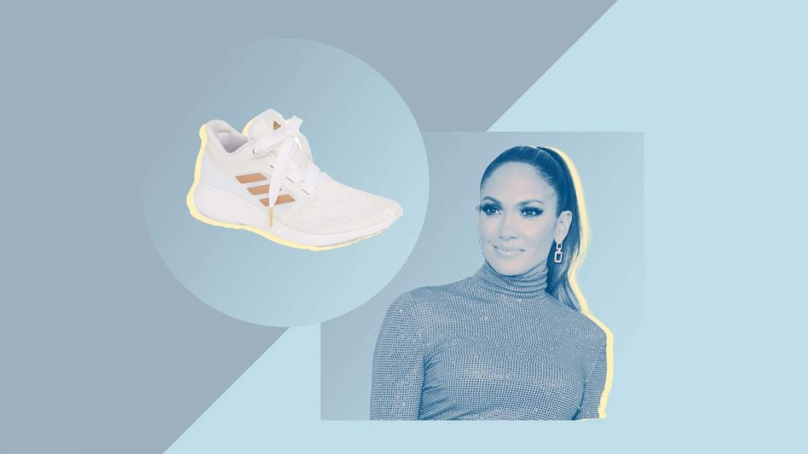 Jennifer Lopez Is Wearing the Hell Out of These Sneakers—and They're Less Than $65 Right Now