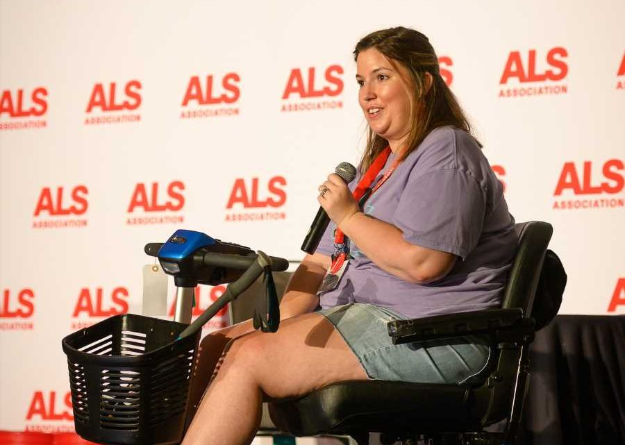 This Woman Did the ALS Ice Bucket Challenge — and Was Diagnosed with the Disease 6 Months Later