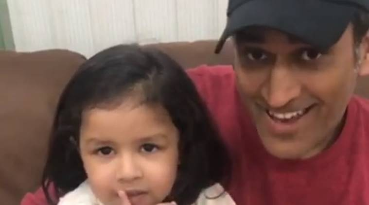 Happy Birthday MS Dhoni: Watch how the dad spends time with daughter Ziva