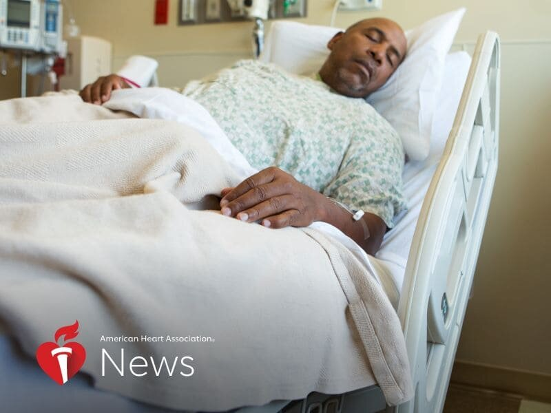 Study finds racial gap in who gets critical stroke treatments