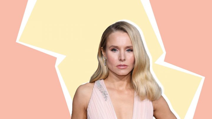 Kristen Bell's Anxiety and Depression Have Been Awful—but She Finally Found a Way to Cope