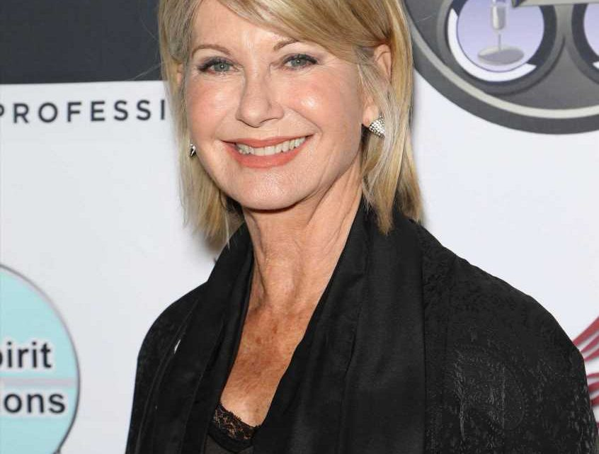 Olivia Newton-John Says She Is 'Strong' and 'Feeling Good' While Facing Cancer
