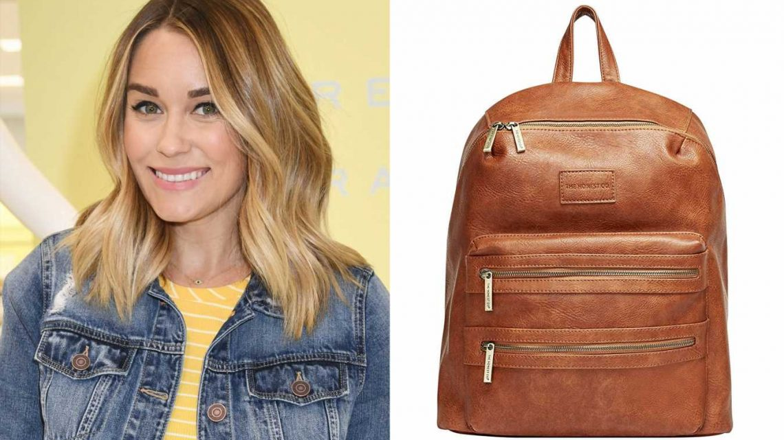 Lauren Conrad Just Revealed Everything on Her Amazon Baby Registry — Including Her Go-to Diaper Bag