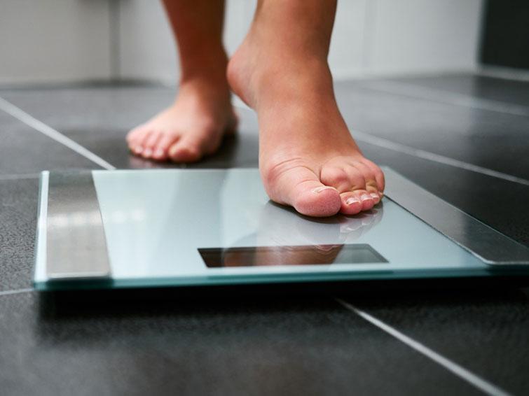 Why do we gain weight when we get older