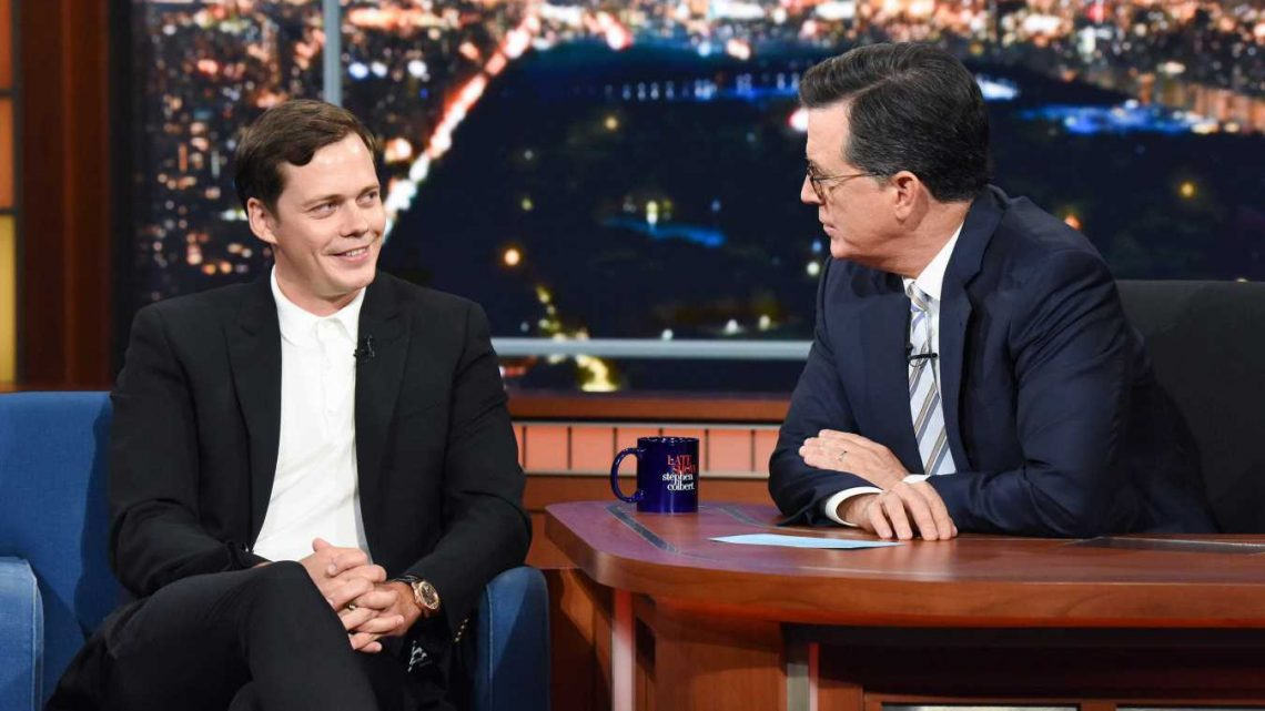 Bill Skarsgard Confirms He Has a Daughter, 11 Months – and Says She Owns 'Pennywise Teddy Bears'